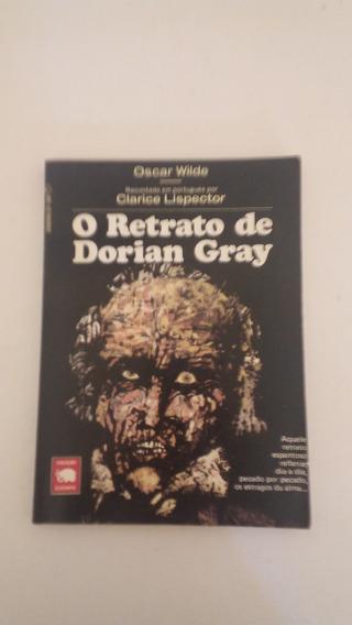 Frete Grátis - Livro - O Retrato De Dorian Gray - Oscar Wild