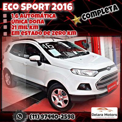 Ecosport Automatica