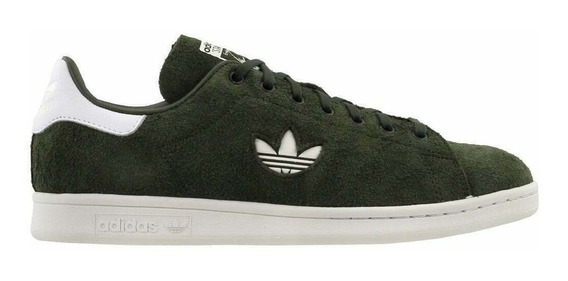 adidas Originals Stan Smith Tenis Casuales Sneakers Hombre 6