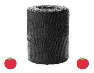 Rafia Agrícola Para Tutoreo Negro 2 Kg 2,120m *envío Gratis*