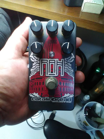 Pedal Catalinbread Rah
