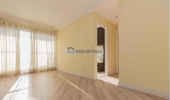 Apartamento 65m², 2 Dormitórios, 1 Suíte, 1 Vaga, Vila Mascote. - Bi25434