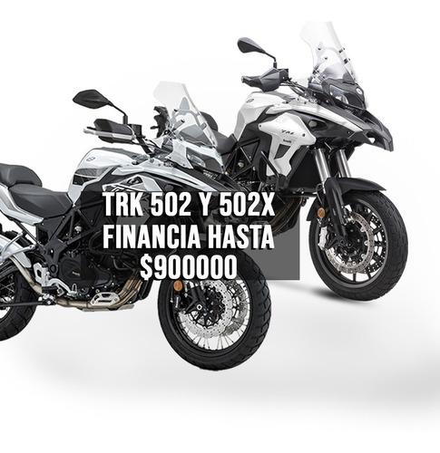 Benelli Trk 502 0km T R K  Y Trk X  Financia $900000