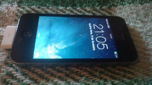 iPhone 4 Usado Operadora Claro