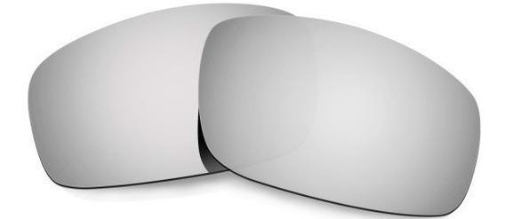 Lente Liquid Metal Polarizada P/ Oakley Triggerman Promoção