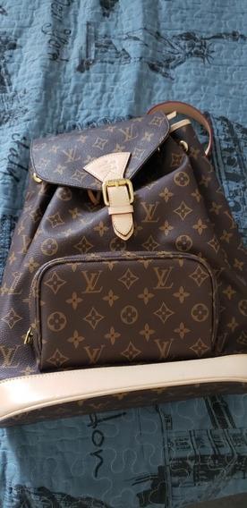 Mochila Louis Vuitton Original