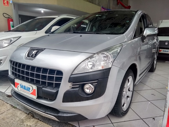 Peugeot 3008 Allure 1.6 Thp Sem Entrada Uber