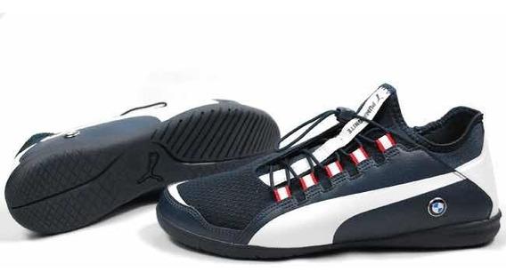 Zapatos Puma Bmw Ms F Cat Ignite 100% Originales