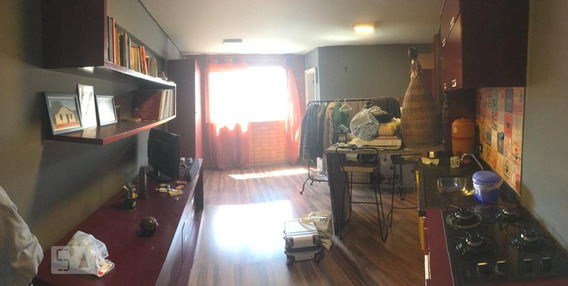 Apartamento Para Aluguel - Centro, 1 Quarto, 30 - 893047176