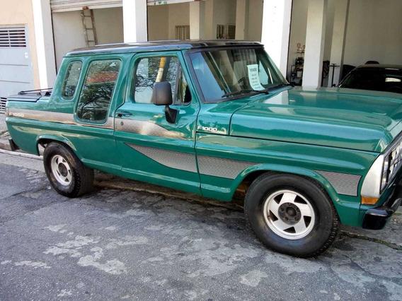 Ford F1000 Diesel Motor Mwn