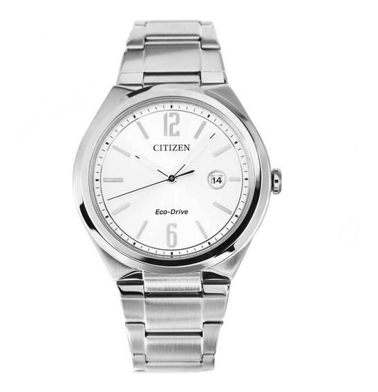 Reloj Citizen Aw1370-51a Plateado W1370-51a