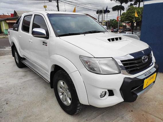 Toyota Hilux Cd 4x2 Srv 3.0