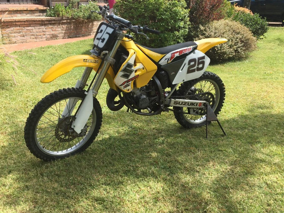 Suzuki Rm 125 Cross Excelente Estado