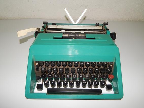 Maquina Escrever Olivetti Made In Mexico