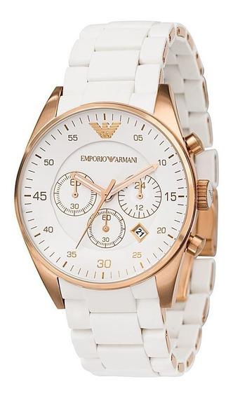 Relógio Emporio Armani Ar5919 C/caixa - 12 X Sem Juros