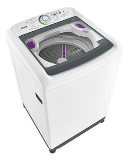 Lavadora de roupas automática Consul CWL16AB branca 16kg 110V