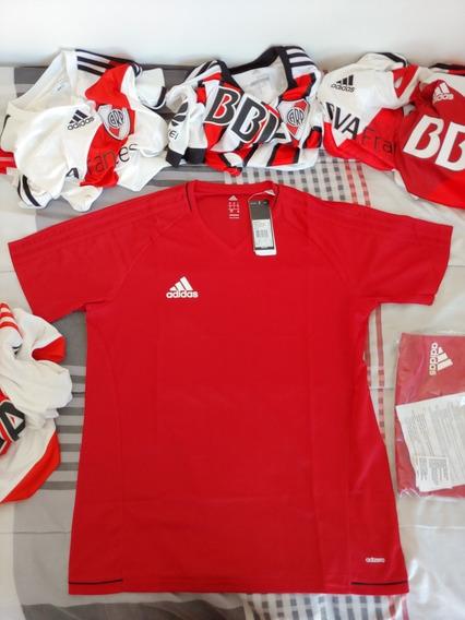 Camiseta adidas Fútbol Entrenamiento Adizero River Plate