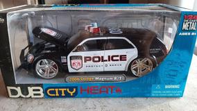 Miniatura Jada 1/24 2006 Dodge Magnum R/t Police