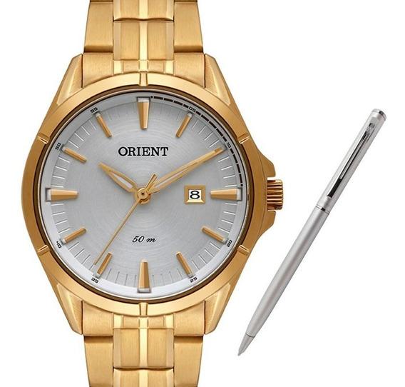 Relógio Orient Feminino Fgss1175 S1kx + Brinde Caneta Crown