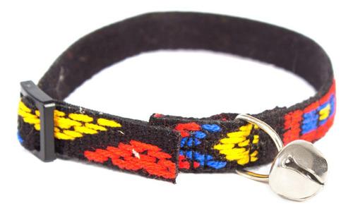 Imagen 1 de 4 de Collar Pets Pro Polipropileno Para Gato
