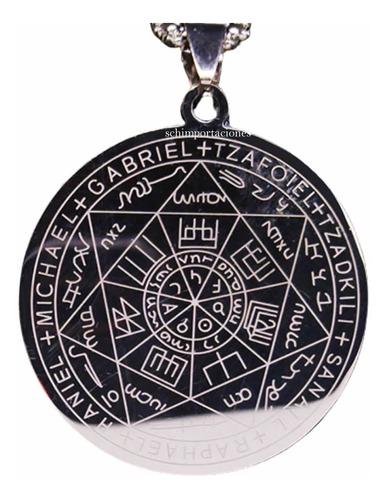 Nuevo Sello De Protección De Los 7 Arcángeles - Sigilo -
