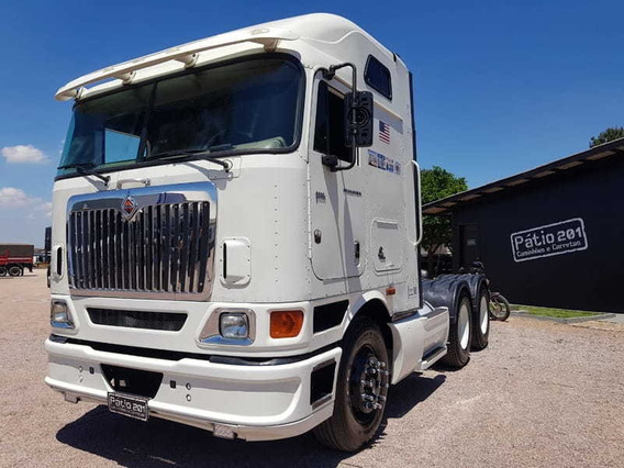 Caminhão International 9800 6x4 Traçado 2011 Revisado