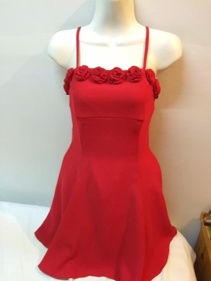 Hermoso Vestido Rojo