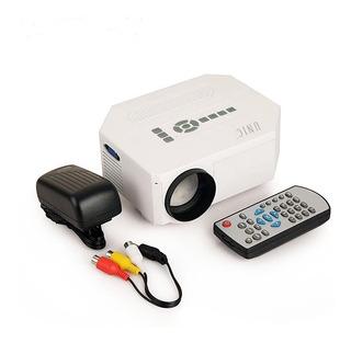 Mini Proyector Portatil Unic 150 Lumens 100 Hdmi Usb Vga Usb