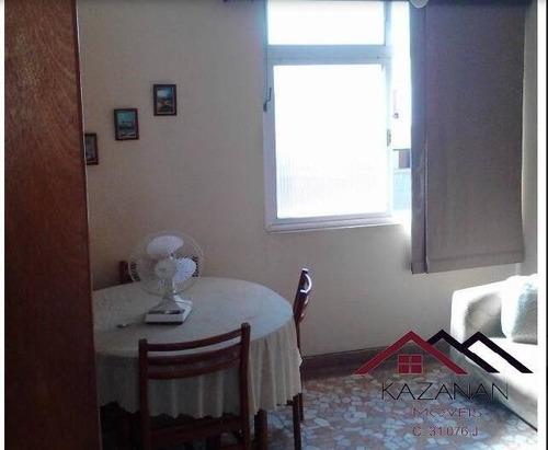 Apartamento - 3 Dorm (sendo 1 Suite) - Bairro Itararé - São Vicente - 4412