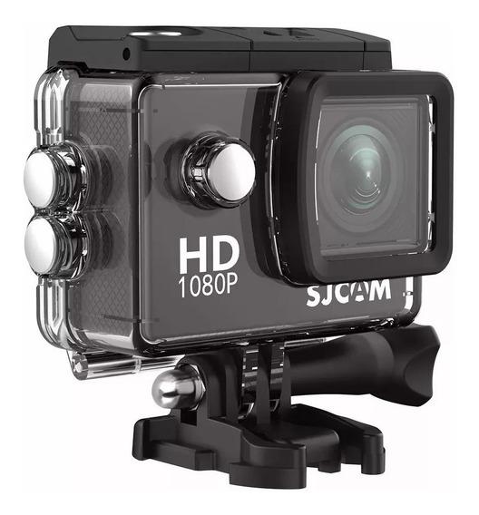 Câmera Sjcam Sj4000 1080p Full Hd Filma Gopro Prova D
