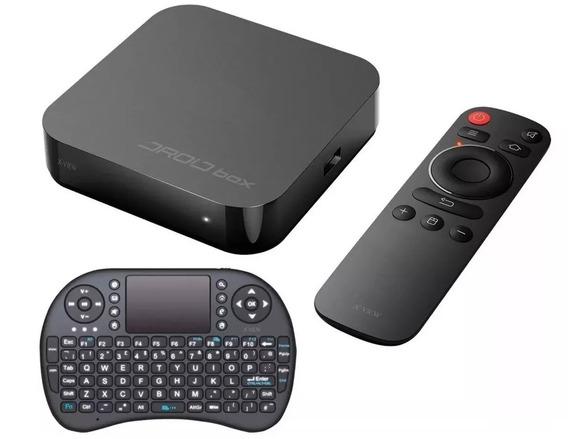 Droid Box Plus X View Convertidor Tv Smart Hd 4k Hdmi Cuotas