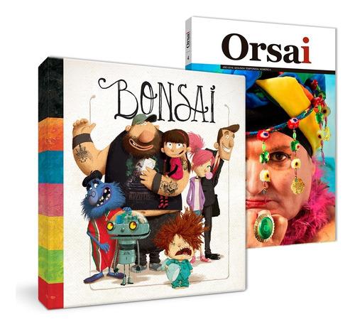 Imagen 1 de 1 de Revista Bonsai + Revista Orsai  Sin Gastos De Envío