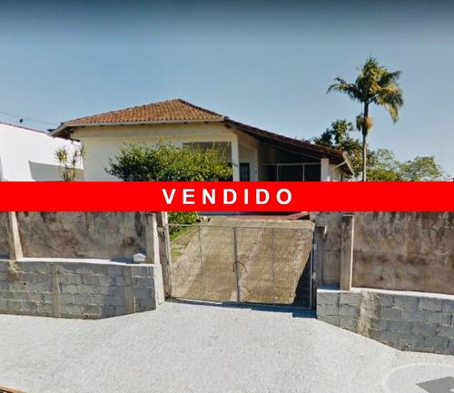 Linda Casa No Bairro Floresta Terreno 18x26 | Área 465,65 M² - Sa00982 - 34375187