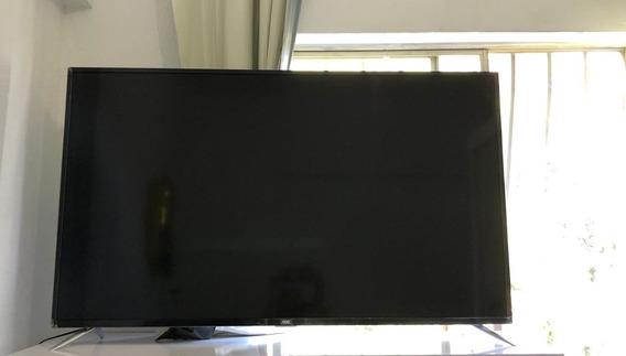 Smart Tv Led 55 Aoc 4k