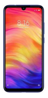 Xiaomi Redmi Note 7 (48 Mpx) Dual SIM 64 GB Neptune blue 4 GB RAM