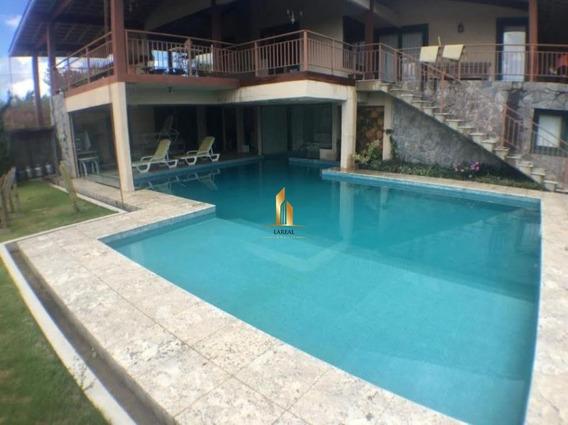 Casa Triplex Alto Padrão No Condomínio Residencial Parque Terralta. - 16267