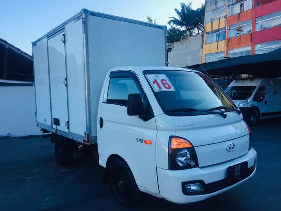 Hyundai Hr 2.5 Hd Cab. Baú Tci 2p 2016