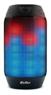 Parlante Bluetooth Sound Rainbow Kp-125