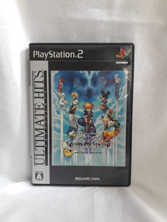 Kingdom Hearts Ii Final Mix - Practicamente Nuevo - Ps2