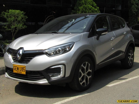 Renault Captur Intense 2000 Cc Mt 4x2