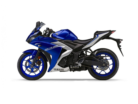Yamaha R3 Okm. Financia Con Ahora 12/18