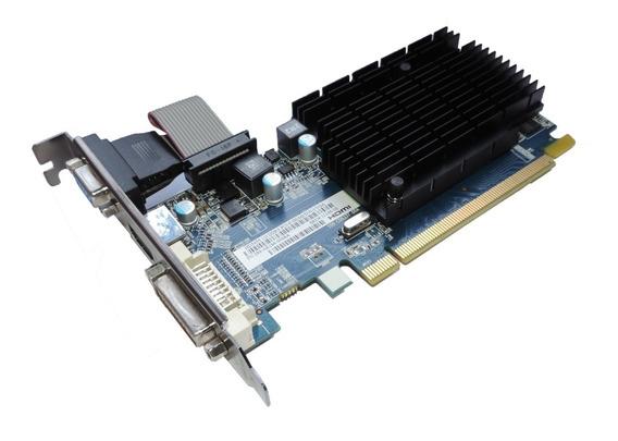 Placa De Video Radeon Hd5450 Novo 1gb Ddr3
