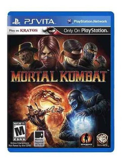 Juego Ps Vita Mortal Kombat