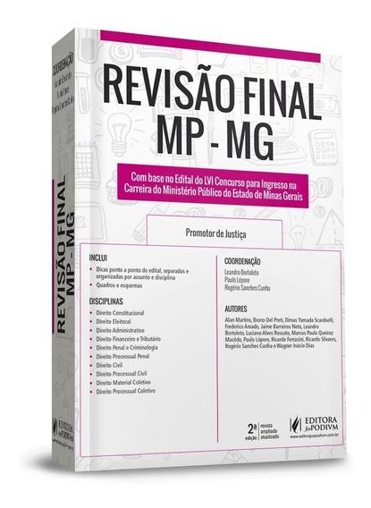 Revisão Final Mp Mg (2018)