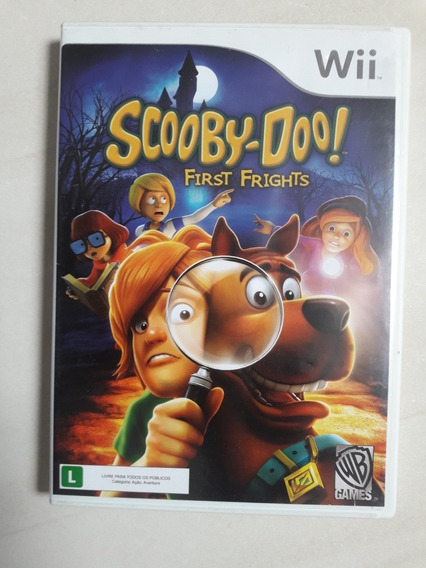 Scooby-doo! First Frights Wii