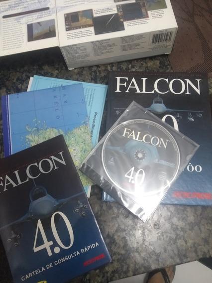 Falcon 4.0 Jogo Simulador De Vôo Pra Pc