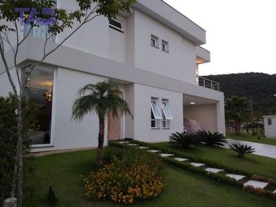 Casa Residencial À Venda, Praia Brava, Itajaí. - Ca0070