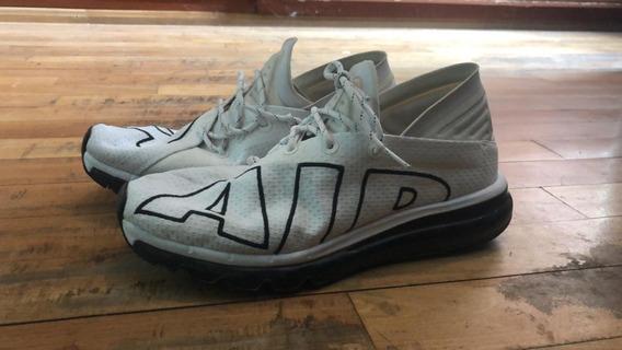 Nike Air Max Flair White Black