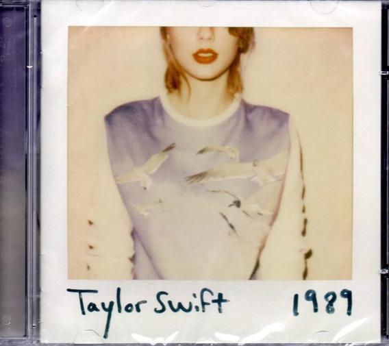 Cd Taylor Swift - 1989