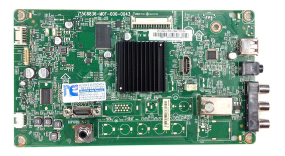 Placa Philips 43pfg5000 43pfg5000/78 Nova+garantia